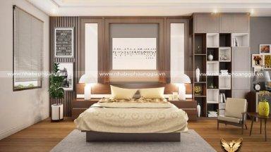 Thiết kế phòng ngủ: Những vị trí không nên đặt giường ngủ
