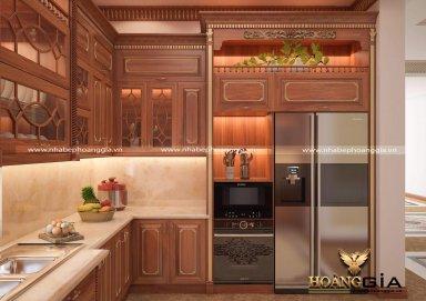 Thiết kế nội thất phòng bếp tân cổ điển – vẻ đẹp hoàn hảo cho căn nhà bạn
