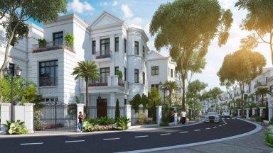 Đứng ngồi không yên với phong cách nhà phố hiện đại 2021