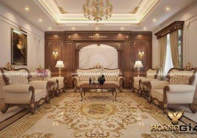 Khám phá nét đẹp của phong cách tân cổ điển trong thiết kế nội thất