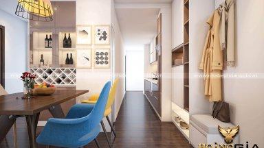 Sai lầm khi thiết kế nội thất chung cư cần tránh