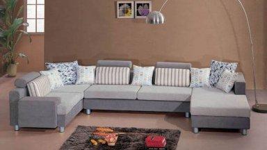 Những mẫu sofa chữ U đang gây sốt thị trường nội thất phòng khách hiện nay