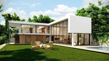 Các ý tưởng thiết kế biệt thự nhà vườn 2 tầng độc đáo