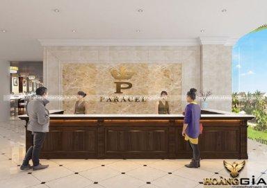 Mẫu thiết kế khách sạn bãi biển Hải Tiến đầy thu hút