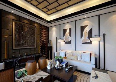 Thiết kế khách sạn theo phong cách Á Đông
