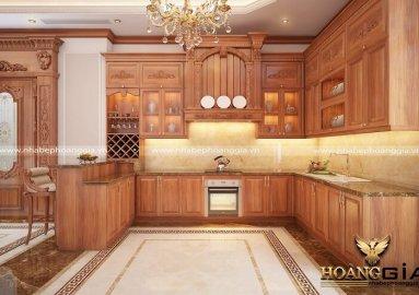 Thiết kế thi công nội thất tân cổ điển nhà anh Kha (Quảng Ngãi)