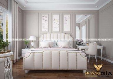 Nét thanh lịch của mẫu nội thất phòng ngủ phong cách Christopher Guy