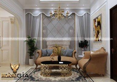 Mẫu thiết kế showroom nội thất đầy thu hút