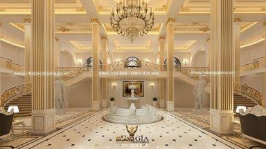 Nhà thầu thiết kế thi công nội thất khách sạn 5 sao tại Việt Nam