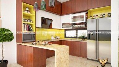 Làm tủ bếp Laminate có tốt không?- Nên đóng tủ bếp laminate ở đâu?