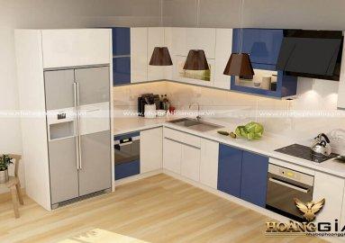 Khám phá mẫu tủ bếp module đóng sẵn tiện lợi