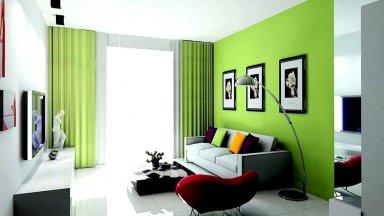 Vật liệu ốp tường phòng khách đẹp và chất lượng