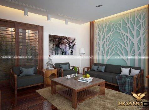 Xưởng sản xuất nội thất gỗ tự nhiên uy tín tại Hà Nội