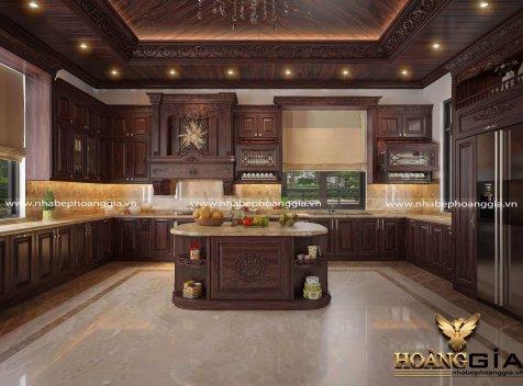 Xưởng tủ bếp cao cấp uy tín tại Hà Nội